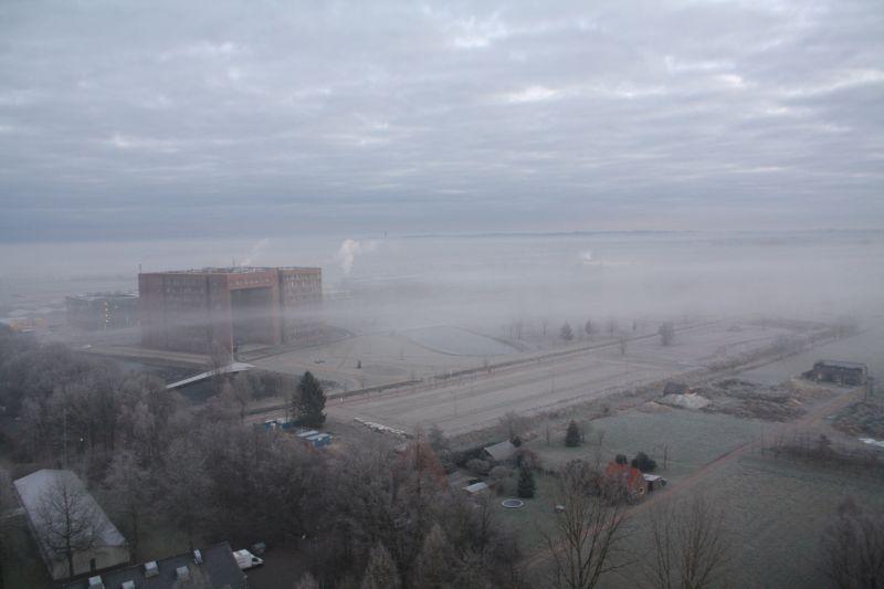 gloomy fog