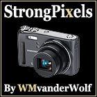 StrongPixels Logo
