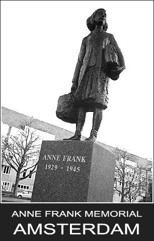 Anne Frank Memorial - Amsterdam