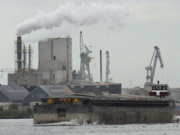 Industry on the IJ, Amsterdam