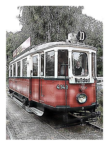 Old Train, Amstelveen