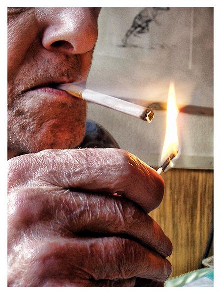 The Cigarette...