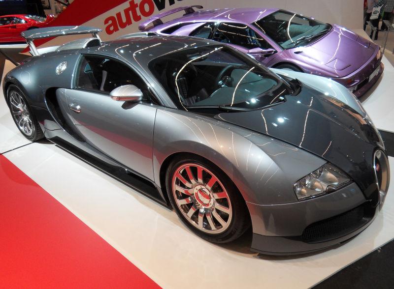 Fastest Car Around - Bugatti Veyron
