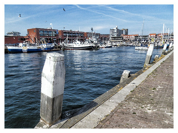 Scheveningen Harbour