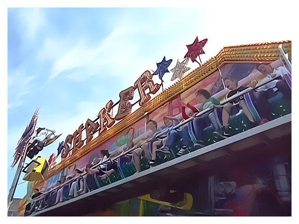 Small Fair In Town