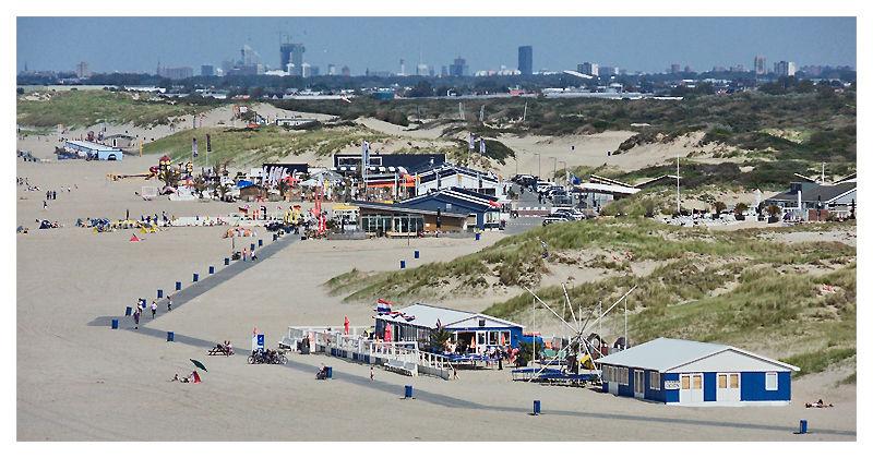 Hoek van Holland & Skyline Rotterdam