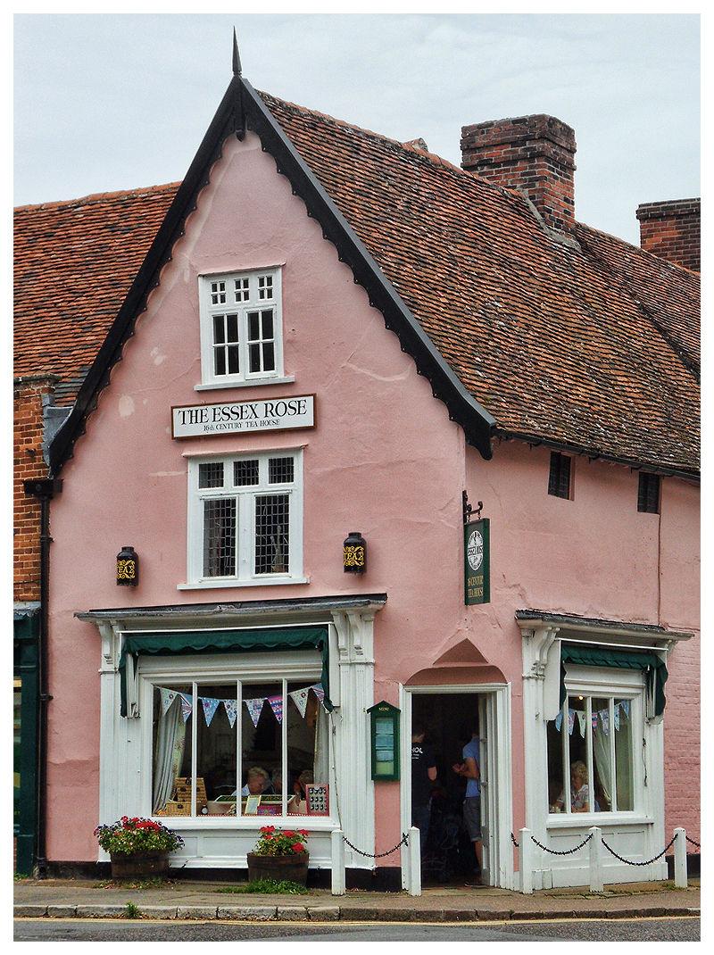 16th Century Tea House