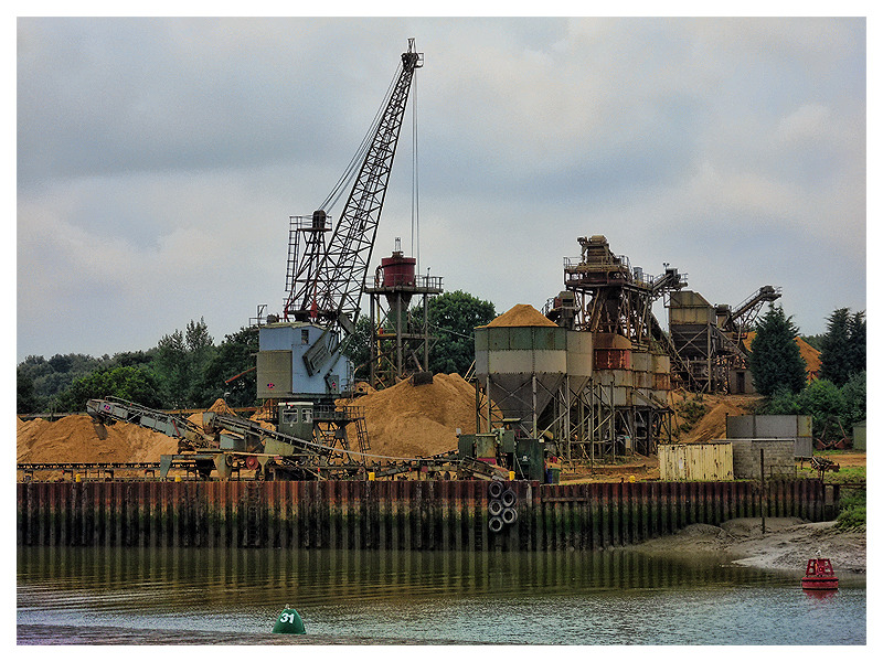 Sand Industry