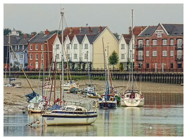 Wivenhoe Port