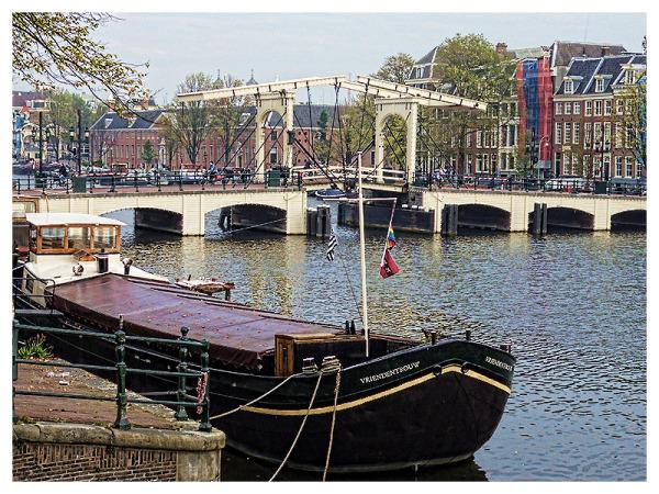 De Magere Brug - Amsterdam