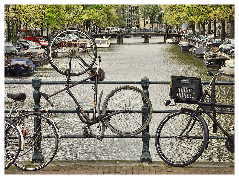 Amsterdam Parking Policy