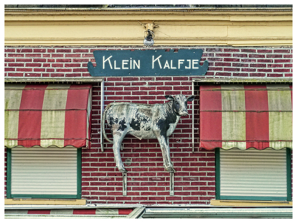 Klein Kalfje, Kalfjeslaan, Amsterdam