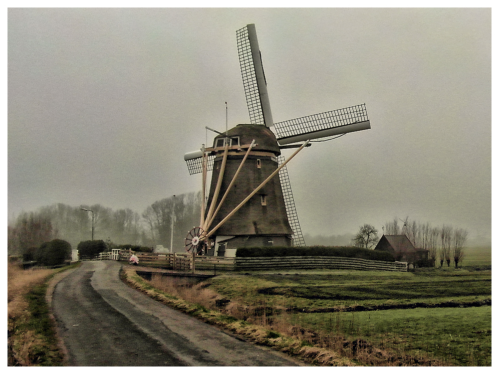 Old Mill - Countryside