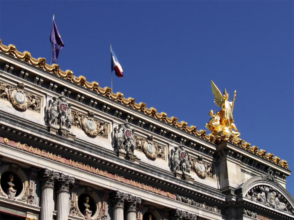Academie Nationale de Musique à Paris
