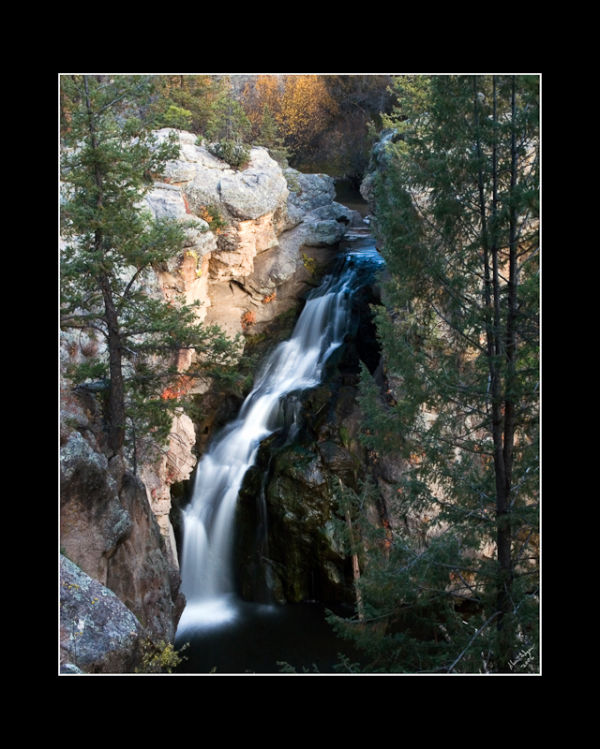 Jemez Falls, NM