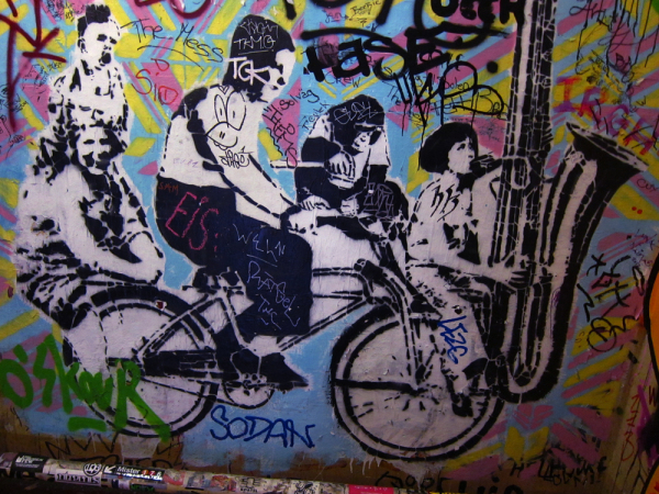bike of fun and music