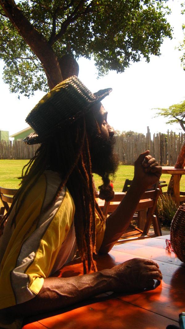 my friend in jamaica