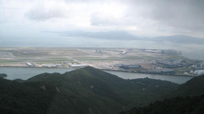 hong kong mountains