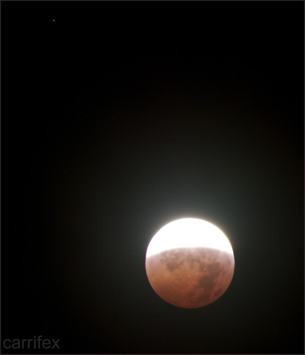 Winter Solstice & Lunar Eclipse