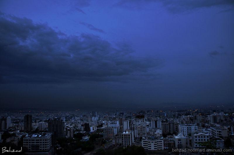 Tehran 9 pm