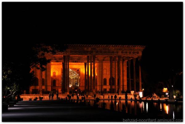 chehel seton esfahan