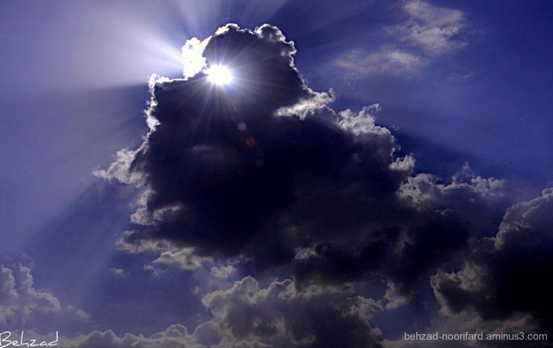 My Sun In The Clouds