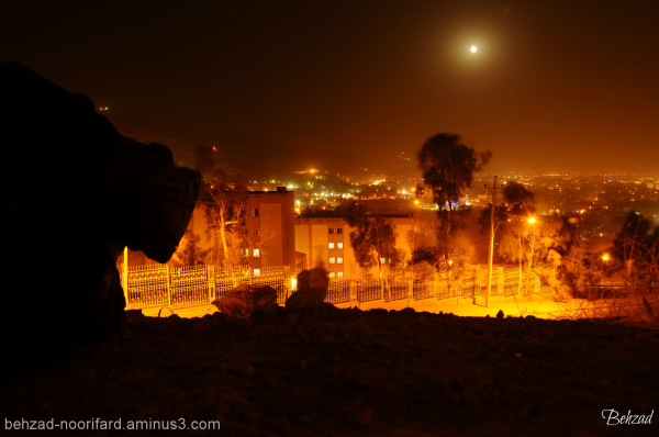 Shiraz night shot
