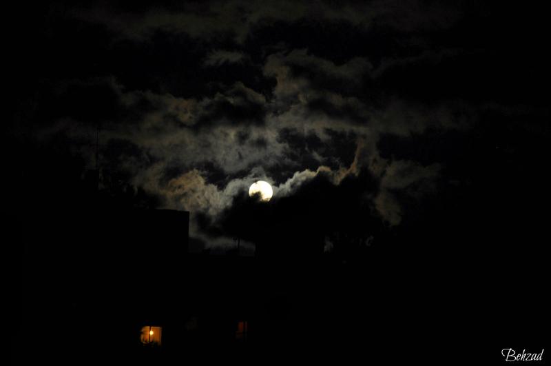 Moon &My Window