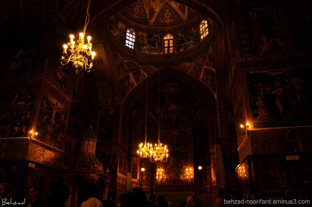 کلیسای وانک- اصفهان