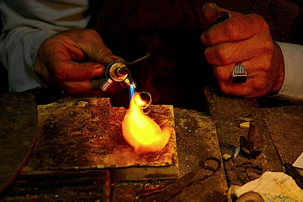 Jewelry Making Art