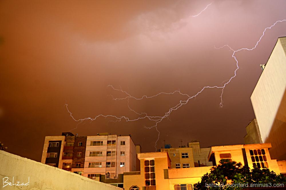 .... Ride the Lightning
