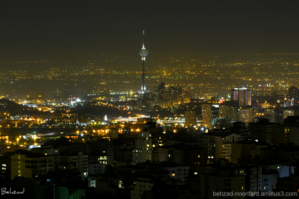 Milad Tower