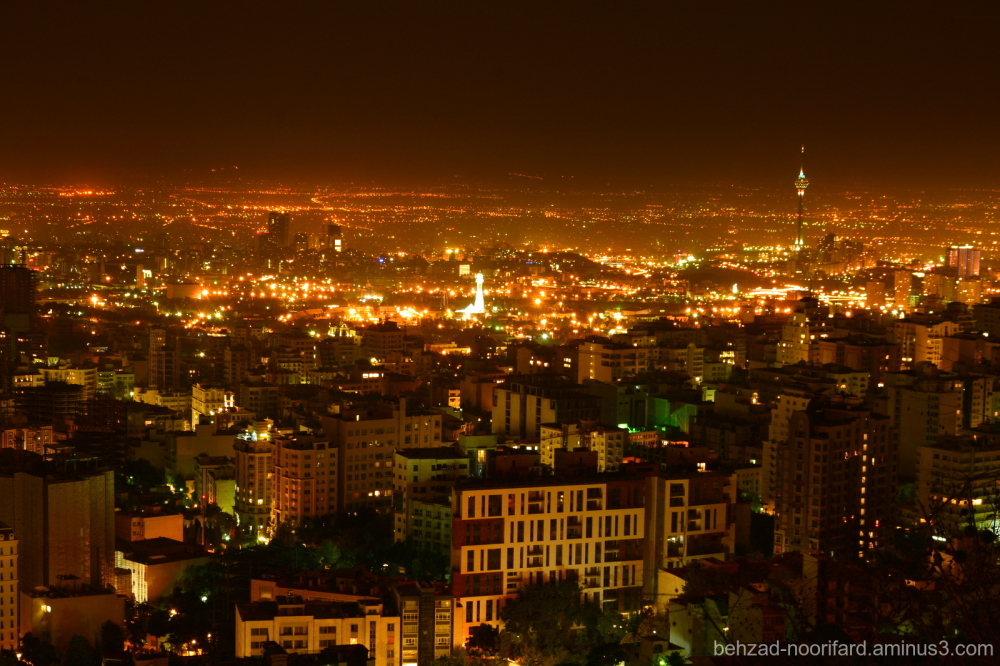 Bame Tehran