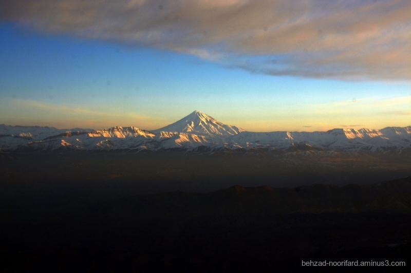 دماوند  Mount Damavand