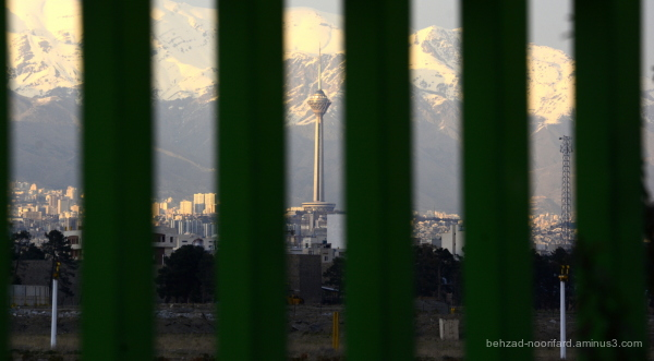 رویای ازادی ایران