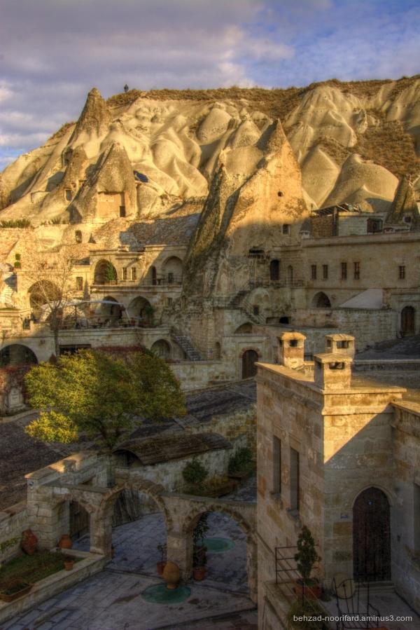 Anatolia cave