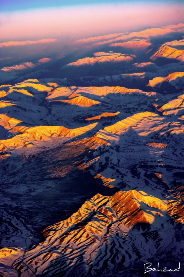 Zagros Mountains IRAN