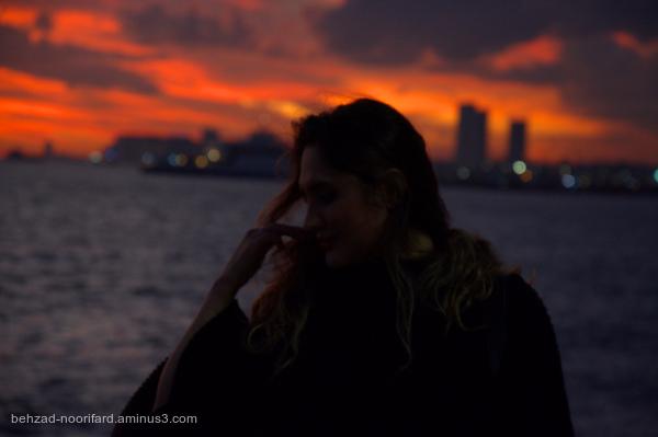 sunset noirifard behzad