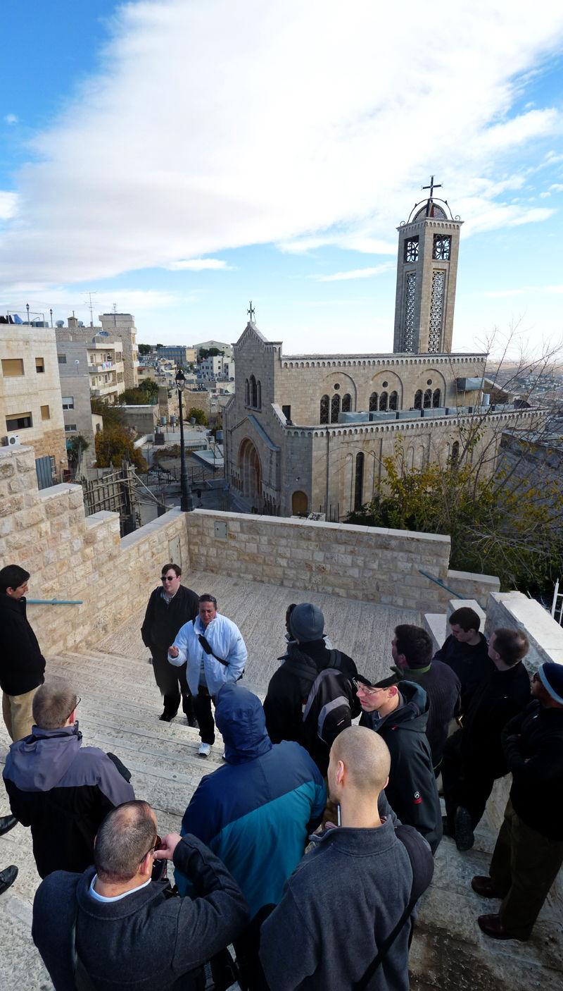 Tour of Bethlehem