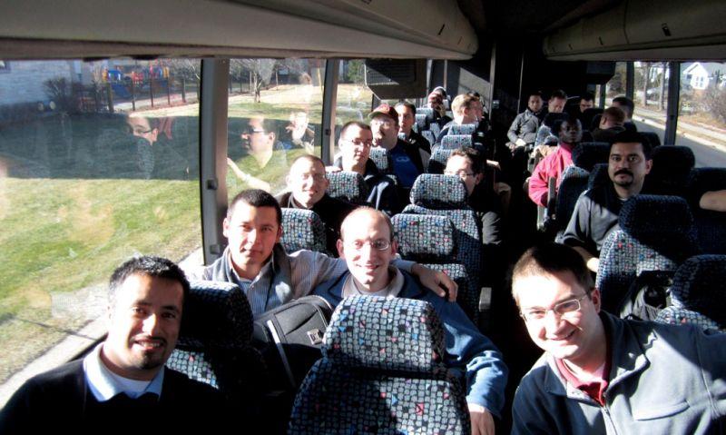Pilgrimage 2010-2011