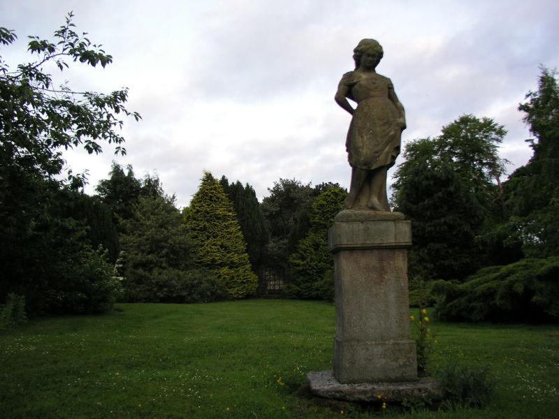 Hospitalfield House Garden