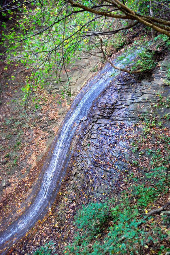 Convex Waterfall