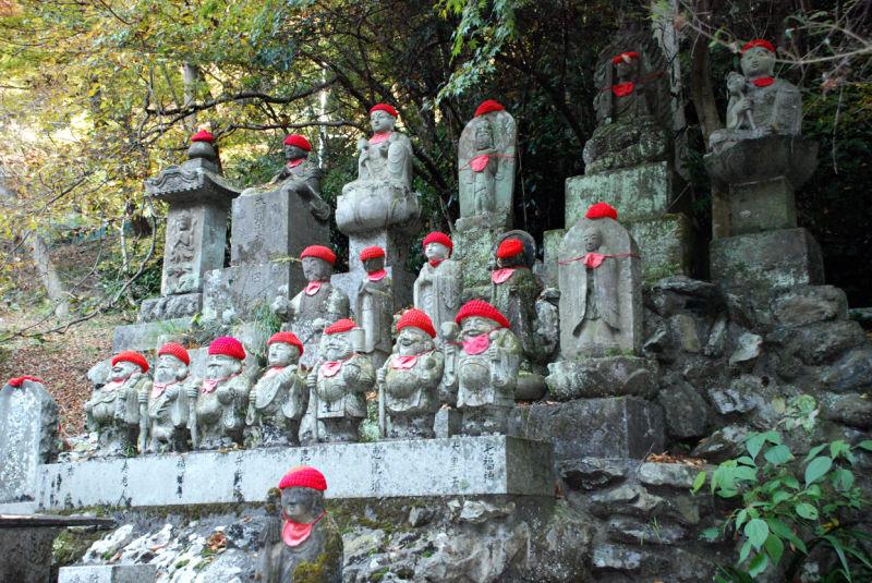Mt. Takao shrine.