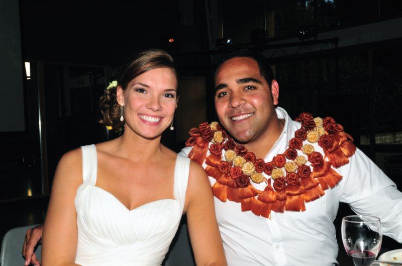 Sarah & Marienus