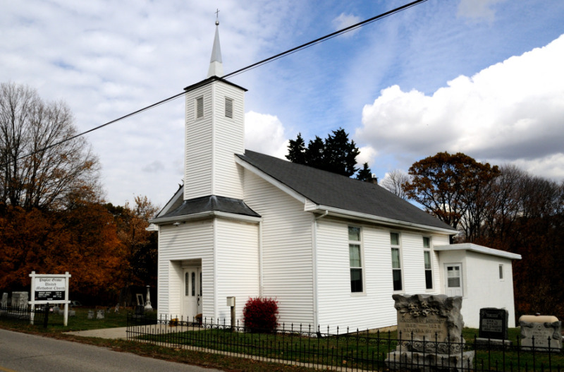 Country church.