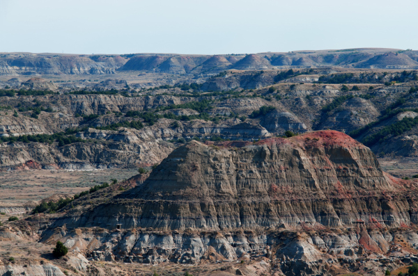 North Dakota Bad Lands