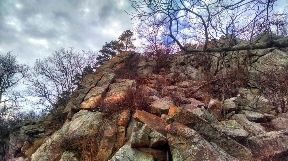 Mt Pinnacle