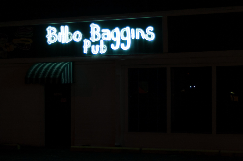 Bilbo Baggins Pub