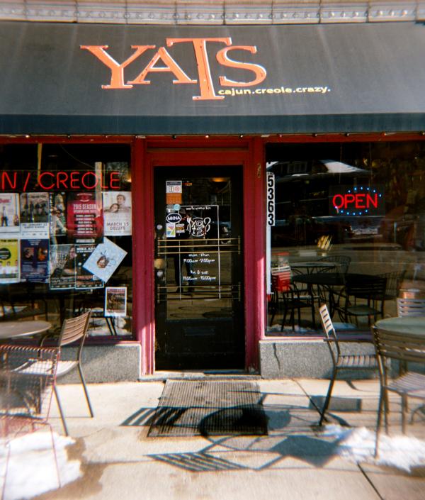 The best cajun creole restaurant!