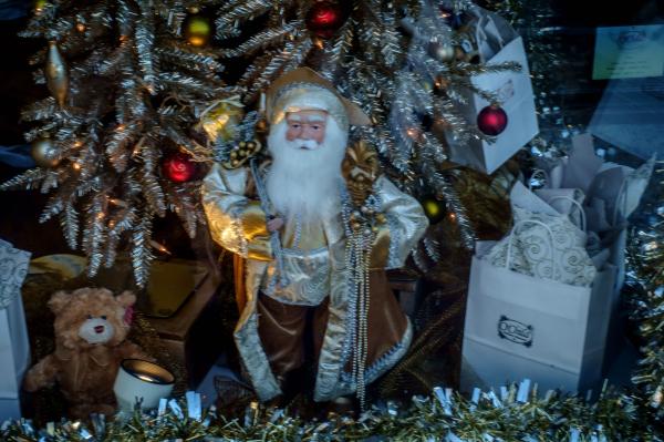 Christmas bling!
